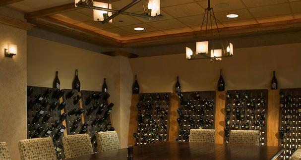 Wine Room Perfect For Intimate Dinners 10 of 31