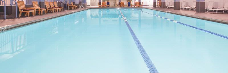 Enjoy Our Jr. Olympic Size Swimming Pool (Largest Indoor Pool In Bloomington) 10 of 11