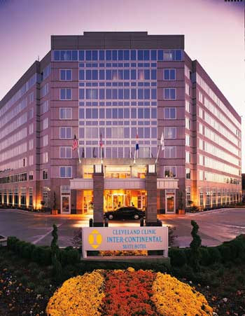 INTERCONTINENTAL SUITES HOTEL - Cleveland OH 8800 Euclid 44106