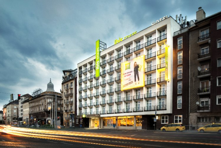 Ibis Styles Budapest City 1 of 12