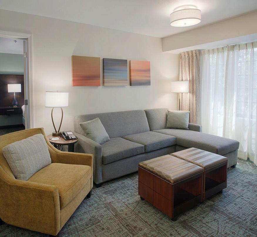 Living Rooms Are Available In Every Suite 13 of 23