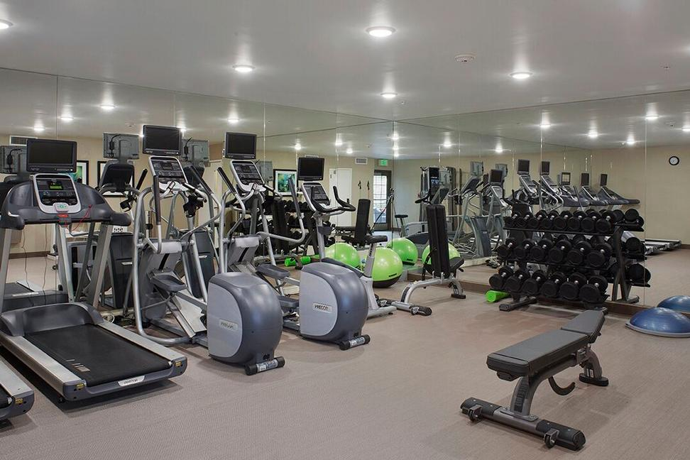 Fitness Center Available 24 Hours 17 of 23