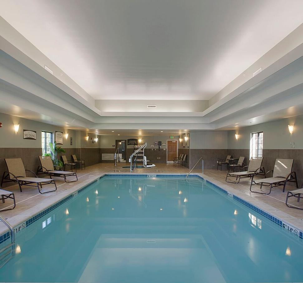 Indoor Pool And Spa 7 of 23