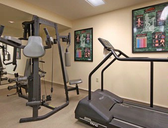 Ramada Limited Fitness Room 5 of 8