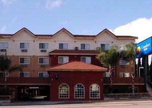 Image of Comfort Inn Near Universal Studios Hollywood
