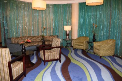 Relax In Our Modern Elegant Lobby Area. 3 of 10
