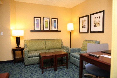 Suites Offer Plenty Of Room To Sit Back And Relax. 6 of 10