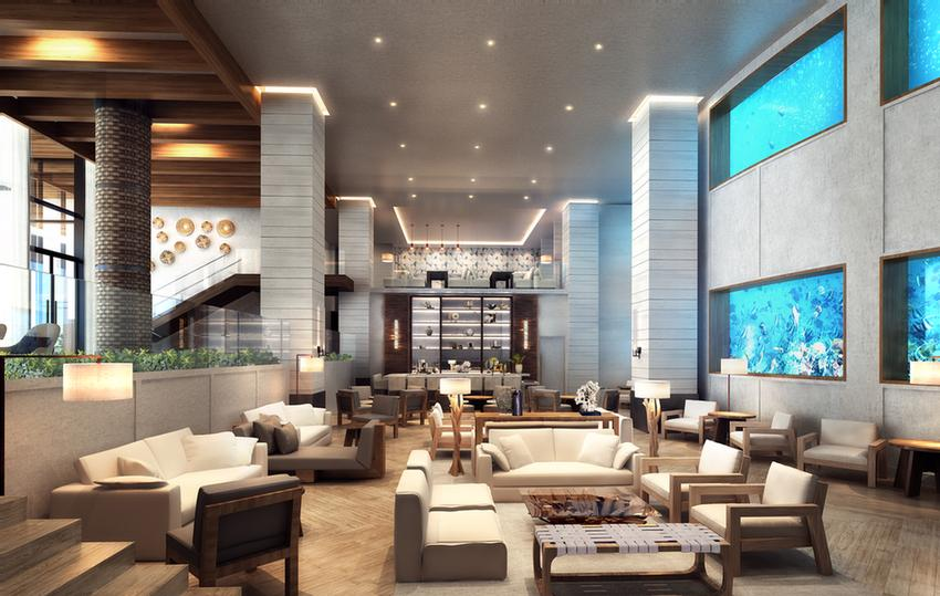 Lobby Lounge (Oceanarium And O Bar) 4 of 24