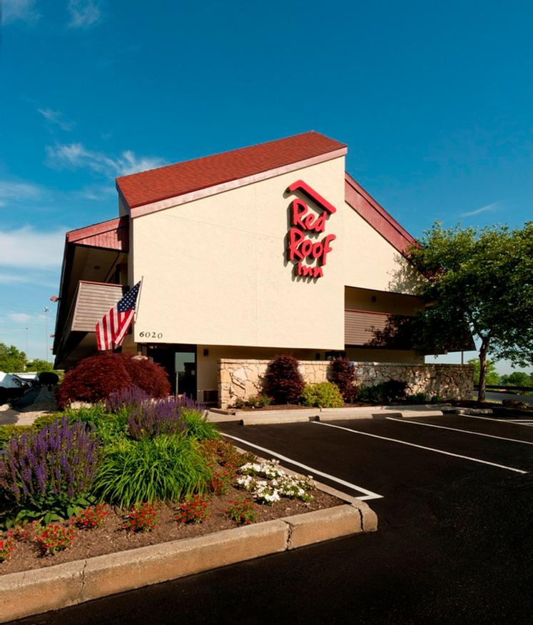 Red Roof Inn Pittsburgh North Cranberry Township 1 of 9
