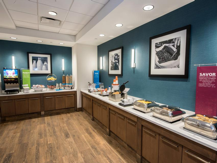 Expended Continental Breakfast Every Morning And Included In Your Stay 4 of 9