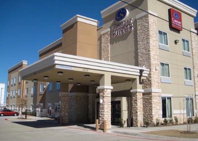 Image of Comfort Suites Dallas