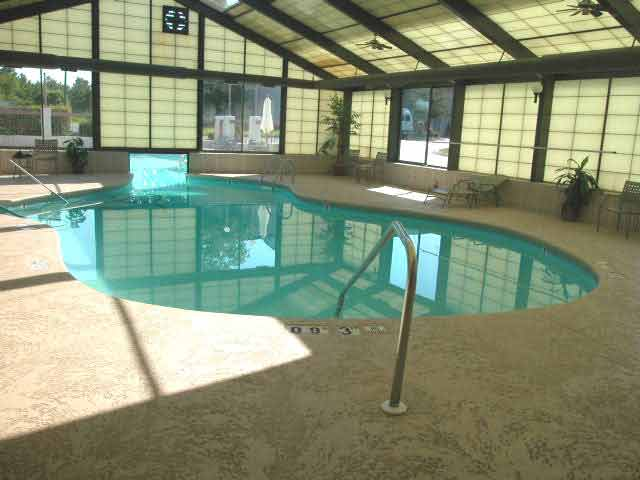 Relaxing Indoor Pool (Non-Heated) 8 of 11