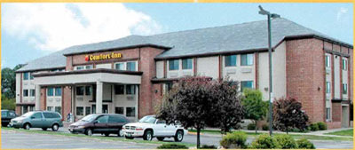 Image of Comfort Inn Denver South East