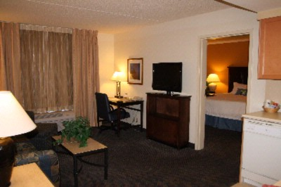 Suite Living Room 5 of 8
