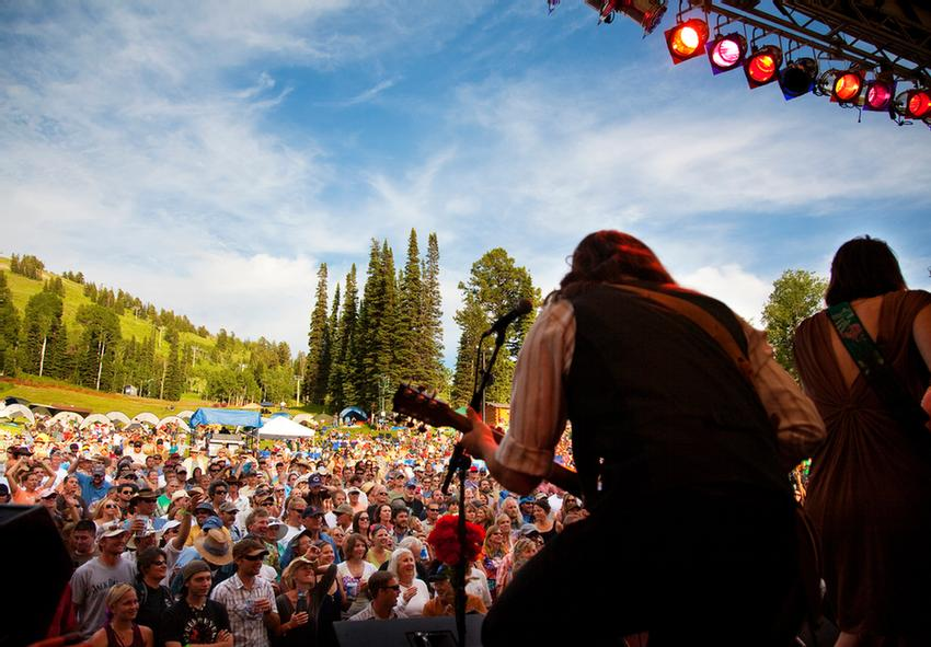 Grand Targhee Music Festival 3 of 10