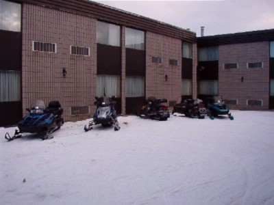 Only Truly Secure Snowmobile Lockup In North Bay 14 of 18