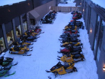 Snowmobilers Groups Are Welcome! 15 of 18