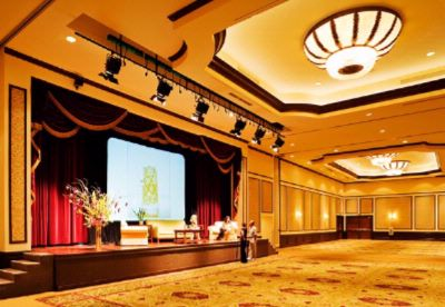 Grand Ballroom With Stage 4 of 12