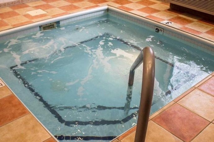 Unwind After A Long Day In Our Indoor Hot Tub 6 of 11