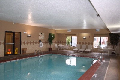 Nice Size Indoor Pool 5 of 10