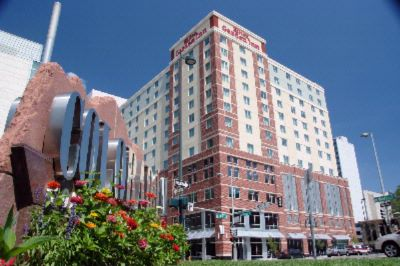 Image of Hilton Garden Inn Denver Downtown