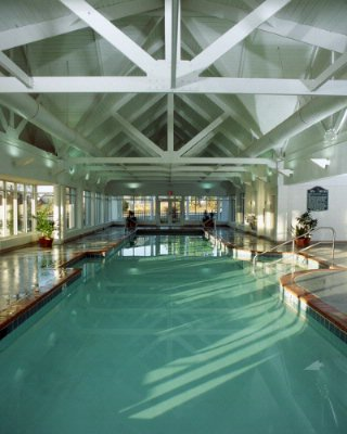 Indoor Pool With Adjacent Whirlpool 8 of 8