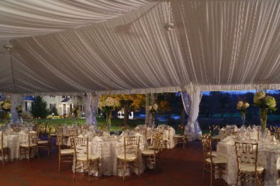 Tented Pavillion-Great For Weddings/events! 4 of 13