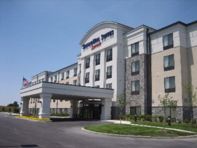 Springhill Suites Marriott Indianapolis Fishers 1 of 9