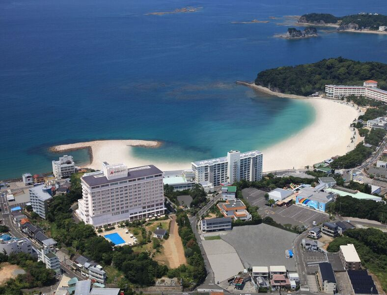 Nanki Shirahama Marriott Hotel 1 of 15