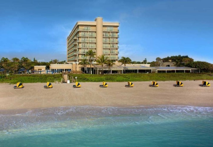 Hilton Singer Island Oceanfront / Palm Beaches Res 1 of 6