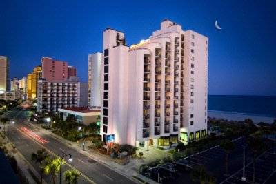 The meridian plaza myrtle beach sc 2310 north ocean 29577 for Inexpensive romantic getaways in south carolina