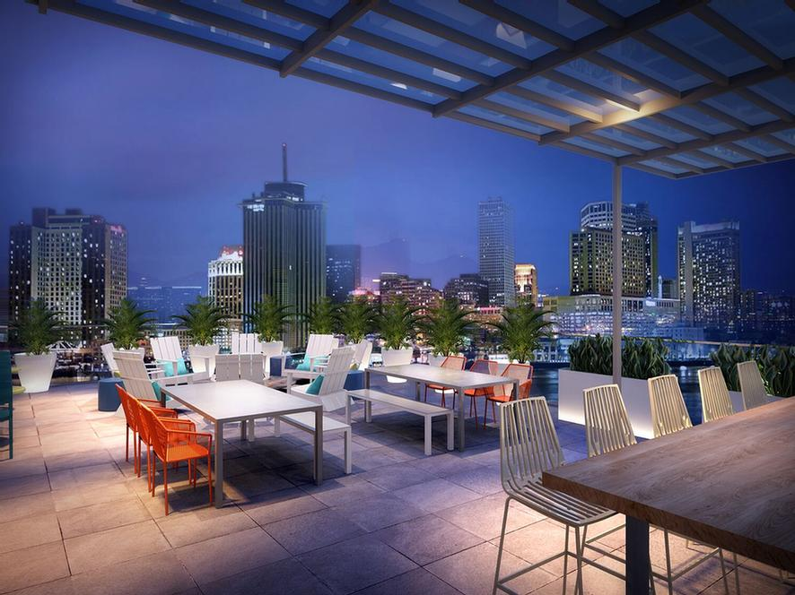 Meet Vue An Elevated Rooftop Bar Experience Featuring Great Drinks And Light Food. 6 of 8