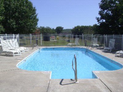 Outdoor Heated Swimming Pool 3 of 8