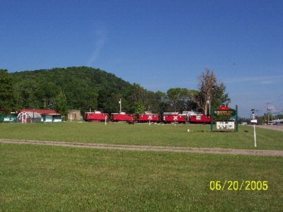 Image of Caboose Motel