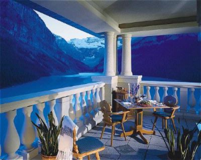 The Fairmont Chateau Lake Louise 1 of 12
