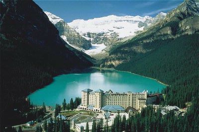 The Fairmont Chateau Lake Louise -Summer 6 of 12