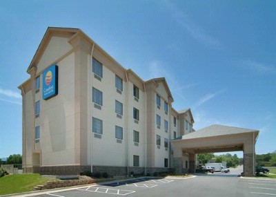 Image of Comfort Inn & Suites Mccain
