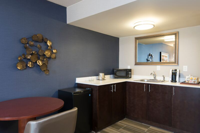 Suite Kitchen Area 18 of 25
