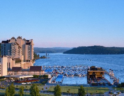 The Coeur D\'alene Resort