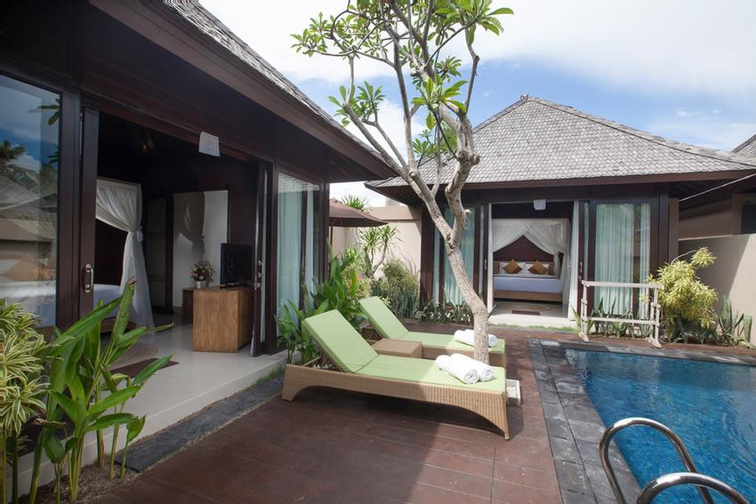 Two Bedroom Private Pool Villa 8 of 13