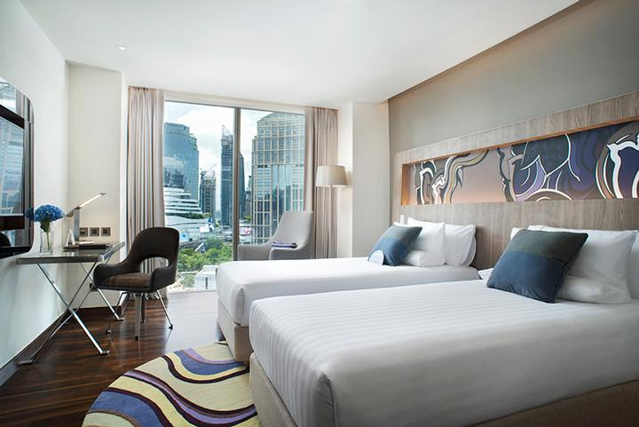 Novotel Bangkok Sukhumvit 20_room (Twin) 4 of 17