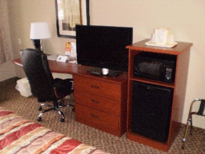 All Of Our Rooms Come With A Refrigerator Microwave And Inch Lcd Flat Screen Television 12 of 16