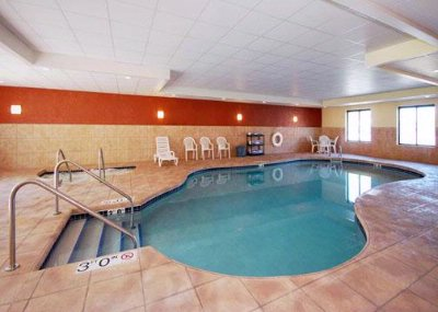 Take A Dip In Our Indoor Pool 7 of 16