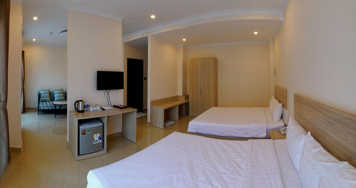 Building 02 Double Bed (1.200.000 Vnd/per Night) 20 of 24
