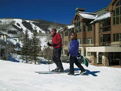 Highlands Lodge Is Ski In Ski Out 2 of 10