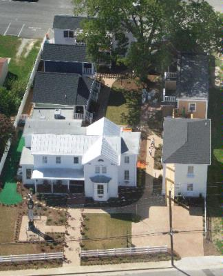 An Aerial View Of The Property. 9 of 9