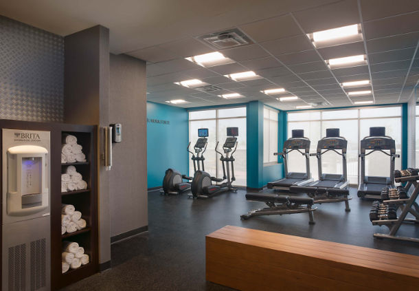 24 Hour State Of The Art Fitness Center 2 of 12