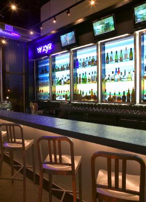 Aloft Chicago O'hare Hotel Wxyz Bar