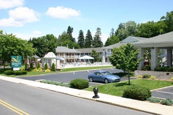 Quality Inn Gettysburg Battlefield 380 Steinwehr Ave Pa 17325
