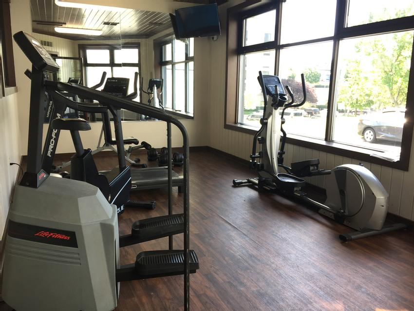 Exercise Room 7 of 11